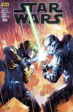 Couverture L'Ascension de Vador - Star Wars (Panini Comics 3ème série), tome 8