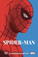 Couverture Spider-Man : L'Histoire d'une vie