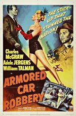 Affiche Armored Car Robbery