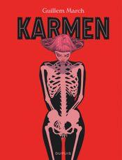 Couverture Karmen