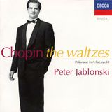Pochette The Waltzes / Polonaise in A flat, op.53