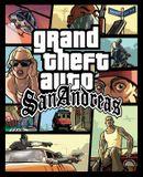 Jaquette Grand Theft Auto: San Andreas