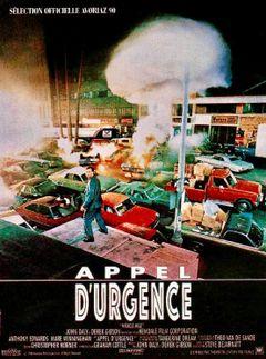Affiche Appel d'urgence