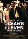 Affiche Ocean's Eleven