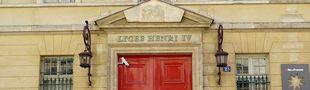 """Cover """"Conseil de lecture pour l'entrée au Lycée Henri IV..."""""""
