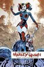 Couverture Harley Quinn VS Apokolips - Harley Quinn (Rebirth), tome 7