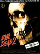 Affiche Evil Dead 2