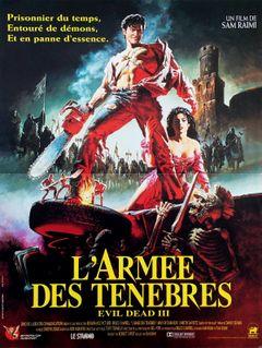 Affiche L'Armée des ténèbres - Evil Dead III