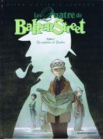 Couverture Les Orphelins de Londres - Les Quatre de Baker Street, tome 4