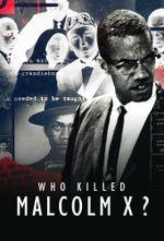 Affiche Qui a tué Malcolm X ?