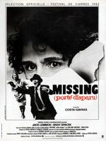 Affiche Missing - Porté disparu