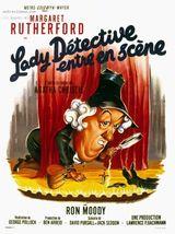 Affiche Lady détective entre en scène