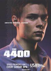 Affiche Les 4400