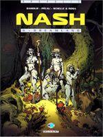 Couverture Dreamland - Nash, tome 6