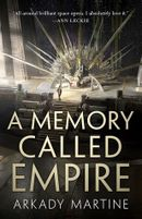 Couverture A Memory Called Empire