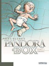Couverture L'Orgueil - Pandora Box, tome 1