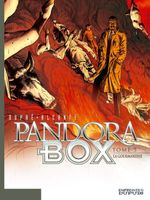 Couverture La Gourmandise - Pandora Box, tome 3