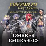 Jaquette Fire Emblem: Three Houses - Ombres Embrasées