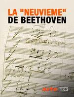 Affiche La Neuvième de Beethoven - Une Symphonie universelle