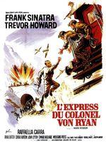 Affiche L'Express du colonel von Ryan