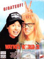 Affiche Wayne's World 2
