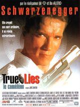 Affiche True Lies - Le Caméléon