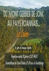 Affiche Du Mont Gerbier de Jonc au Pays Roannais… La Loire
