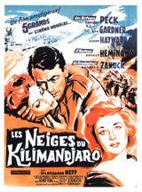 Affiche Les Neiges du Kilimandjaro