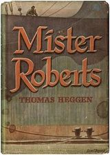Couverture Mister Roberts