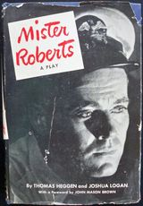 Couverture Mister Roberts : A Play