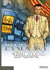 Couverture L'Avarice - Pandora Box, tome 5