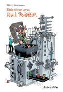 Couverture Entretiens avec Lewis Trondheim