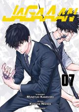 Couverture Jagaaan, tome 7