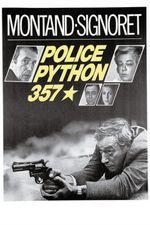 Affiche Police Python 357