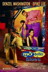 Affiche Mo' Better Blues