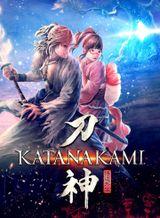 Jaquette Katana Kami: A Way of the Samurai Story