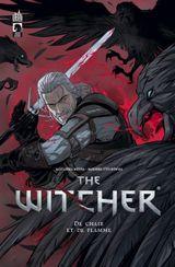 Couverture The Witcher, Tome 2 : De chair et de flamme