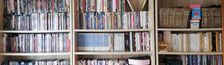 Cover Orgie de galettes: ma collection de 1242 DVD et Bluray