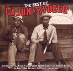 Pochette Best of Cajun & Zydeco