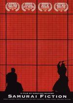 Affiche Samurai Fiction