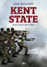 Couverture Kent State, quatre morts dans l'Ohio