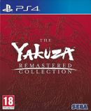 Jaquette The Yakuza Remastered Collection