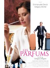 Affiche Les Parfums
