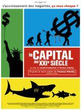 Affiche Le Capital au XXIe siècle