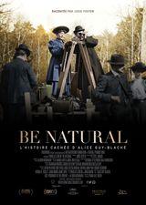Affiche Be natural - L'histoire cachée d'Alice Guy-Blaché