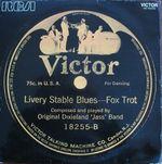 Pochette Original Dixieland Jazz Band