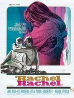 Affiche Rachel, Rachel
