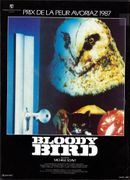 Affiche Bloody Bird
