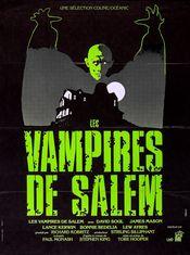 Affiche Les Vampires de Salem