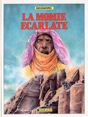 Couverture la Momie écarlate - Marc Jourdan, tome 2
